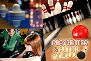 Bowling en Punta Shopping 50% de Descuento