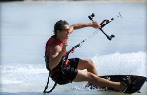 Clases de Kite Surf en Element Kite $1100.-