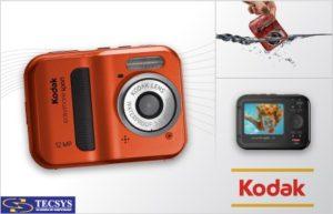 Cámara Kodak en Tecsys $1680.-