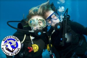 Clase de buceo en Montevideo Diving School con un 70% de descuento