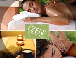 Masaje relax o drenaje linfático en Zen Masoterapia por 150$