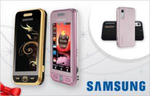 Comprá un smartphone Samsung Star s5230 con un 40% de descuento