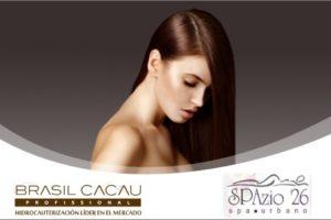 Brushing progresivo en Spazio 24 con un 65% de descuento