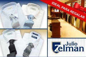 1 camisa y 1 corbata en Julio Zelman por 498$