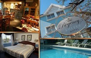 Una Noche para Dos en el Regency Hotel u$s 130.-