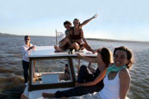 Navegar en yate en Punta del Este con un 53% de descuento