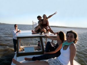 Navegar en yate en la Laguna del Sauce con un 53% de descuento
