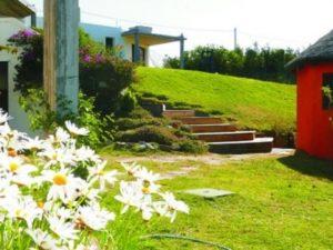 2 noches en posada Rocamar en Punta del Diablo por 1440$