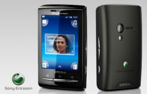 Celular Sony Ericcson Xperia X10 mini con un 53% de descuento