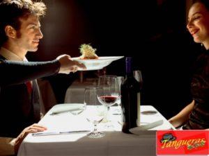 1 cena romántica en Tangueras por 330$