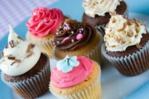12 cookies o cupcakes de San Valentín en Maru Sabores con Estilo por 125$