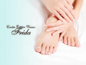 Sesión Spa de manos y pies en Frida por $189