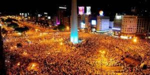 Qué reclaman los manifestantes del 8N