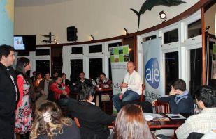 After Office de AJE Uruguay [Evento] 16 de Julio