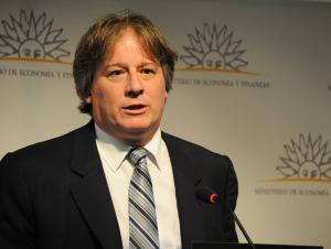 Fernando Lorenzo, ministro de Economia