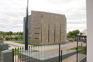 Mausoleo Kirchner