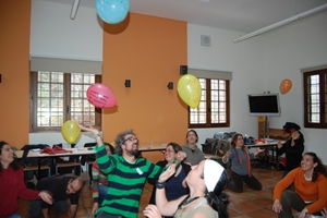 """Nuevo taller de RAFE y CIE """"Generación de ideas"""""""