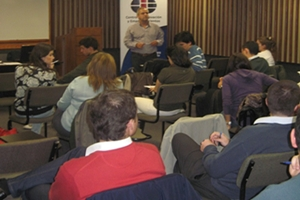 """Nuevo taller RAFE y CIE """"Estrategia exitosa para empresas que triunfan""""."""