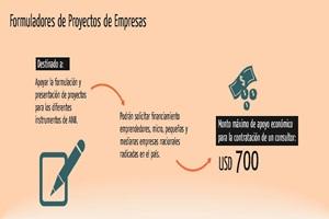 ANII brinda ayuda para formular un proyecto de empresas