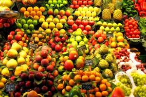 La canasta de alimentos reporta un aumento inferior al 10