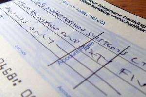 Tipos de cheques en Uruguay