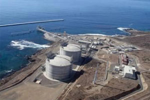 Constructora brasileña OAS dejará proyecto de regasificadora marítima en Uruguay