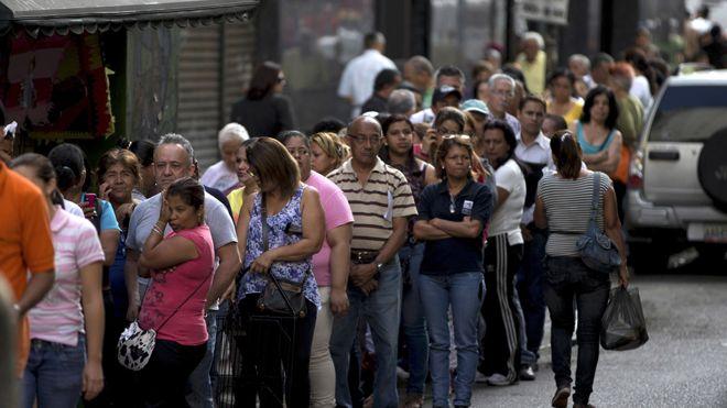 Venezuela Shortage 2