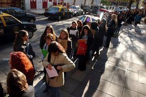Señales de que aumentará el desempleo en Uruguay en el 2015