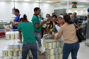 Venezuela abandona industria láctea uruguaya