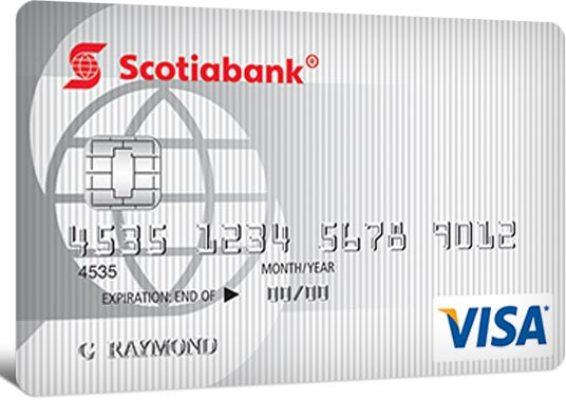 08-09-2015 Requisitos para sacar la tarjeta Visa Scotiabank en Uruguay