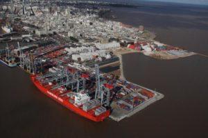 Escasez de espacio disponible en los puertos.