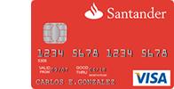 Visa Santander