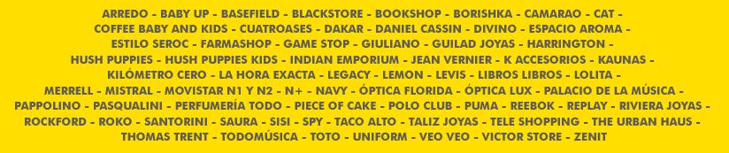 Descuentos del IVA en Shopping Nuevocentro
