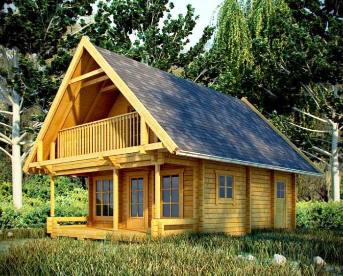 Precios y fotos de casas prefabricadas en uruguay - Imagenes de casas de madera ...