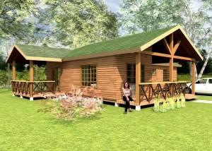 Casas prefabricadas económicas en Uruguay