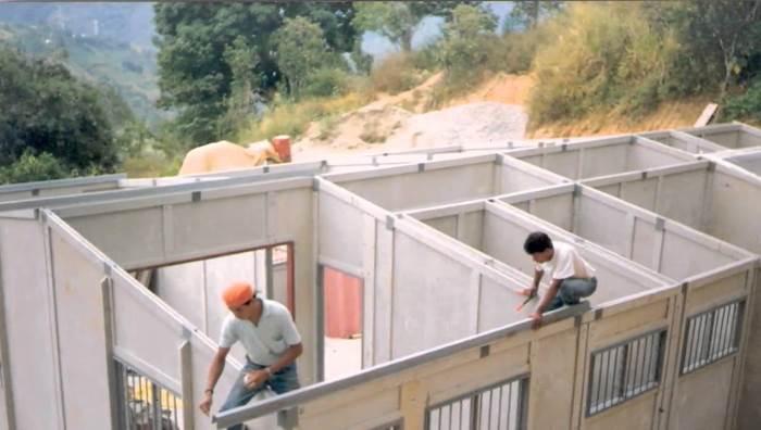 Casas prefabricadas de hormig n en uruguay - Construccion de casas baratas ...