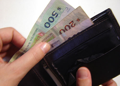 Valor del Indice Medio de Salarios (IMS) en el 2016