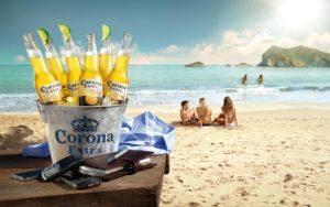 Cerveza Corona 355cm3 24 Unidades